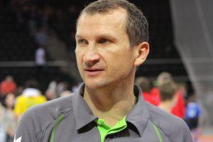 Rankinio treneris G. Savukynas: mėgstu ambicingus iššūkius