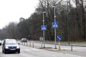 Vilniuje moteris išsinuomotu automobiliu partrenkė mergaitę
