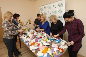 Klaipėdai – per pusę tūkstančio kojinių