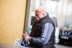 Kaune sulaikytas Anglijos narkomafijos baronas ilgus metus praleis už grotų