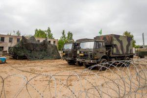 Kaune – NATO karinės technikos griausmas