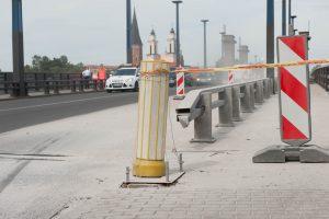 Vytauto Didžiojo tilto remontas jau beveik baigtas
