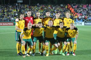 FIFA reitinge Lietuva varžosi su Andora, o viršūnėje metus baigs Belgija