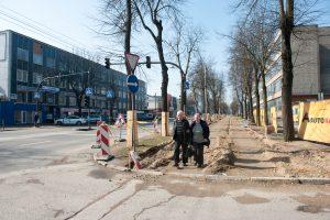 Gatvių remontas įsibėgėja: prireiks ir kantrybės