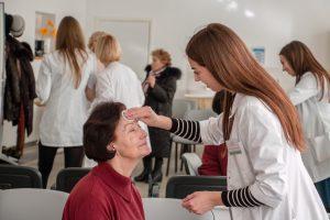 Sergantiems Parkinsono liga – nemokama dienos stovykla
