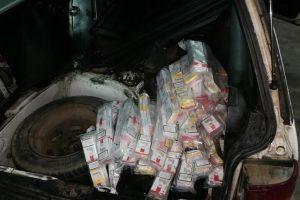 Kontrabandinės cigaretės mirko dyzeline