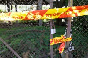 Apleistame pastate Žaliakalnyje – komos ištikta moteris, sulaikytas įtariamasis