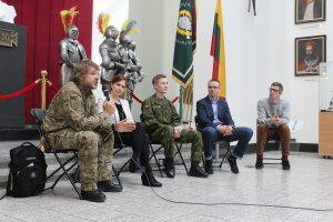 Kaune įvyko pirmoji jaunųjų šaulių asamblėja