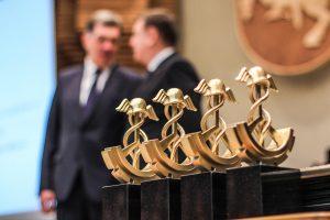 Apdovanoti geriausi 2014 metų verslininkai