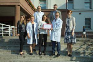 Kauno klinikų pacientėms – gyvybiškai svarbi dovana