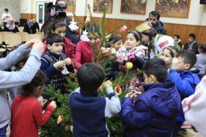 Pabėgėliams iš Sirijos – lietuviškų Kalėdų dvasia