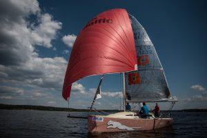"Jachtos ""Arabela-AG Baltic"" įgula – ""Grand Prix"" taurės laimėtoja"