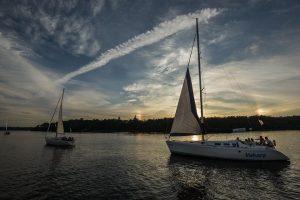 Buriuotojų dieną šalies akvatorijose rengiamas jachtų paradas