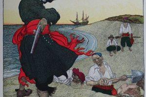 Piratų lobiai: legendos ir tikrovė