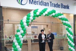 """""""Meridian Trade Bank"""" atidarė klientų aptarnavimo skyrių"""