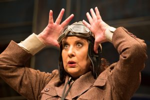 Jubiliejų švenčianti aktorė L. Kalpokaitė turi vieną neįgyvendintą svajonę