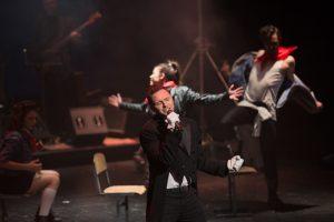 Žinomi atlikėjai Europos dieną atšventė Klaipėdos dramos teatre