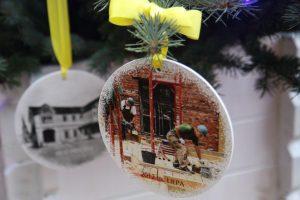Restauruotas kurhauzas puošia Palangą, jo prisikėlimo istorija – miesto Kalėdų eglę