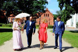 Kultūros ministrė: Kauno rajonas yra geras pavyzdys, kaip tvarkytis