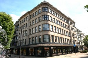 Kauno centre parduodami penki pastatai – bus skelbiamas aukcionas