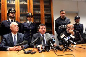 Florencijoje dėl amerikietės nužudymo sulaikytas nelegalus migrantas