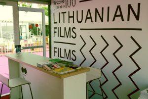 Lietuva Kanų kino festivalyje: prisistatinėti, iš kur mes, nebereikia