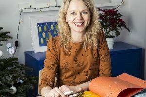 Rašytoja E. Daciūtė: nežinau, ar galima išmokti rašyti vaikams
