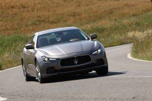 """""""Maserati Ghibli"""" kūrėjai papasakojo, kaip privertė riaumoti dyzelinį variklį"""