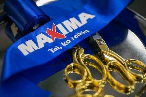 """""""Maxima"""" savo pirkėjams parduotuves """"Prismos"""" vietoje atvers dar iki Kalėdų"""