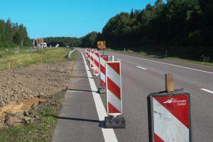 Lenkijoje į griovį nulėkė Švedijos moksleivius vežęs autobusas: sužeisti 5 žmonės