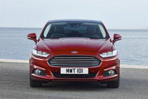 """Naujos kartos """"Ford Mondeo"""" """"EuroNCAP"""" egzaminus išlaikė puikiai"""
