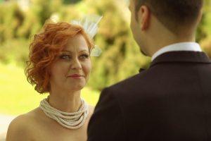 Aktorė G. Latvėnaitė: jaučiuosi lyg per savo tikras vestuves