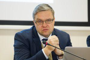 V. Vasiliauskas: gyvename finansinės vasaros laikotarpiu