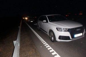 Prabangius automobilius mėgstantis rusas per savaitę įkliuvo dukart