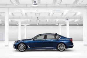 BMW išleis 100 išskirtinės išvaizdos 7 serijos sedanų
