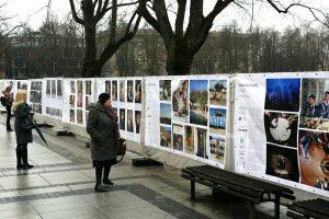 Tarptautinis fotožurnalistikos festivalis kviečia į ekskursiją po parodą
