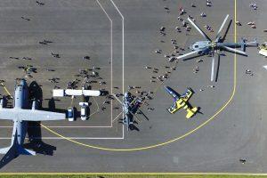 Kauno oro uoste – dūzgianti aviacijos šventė