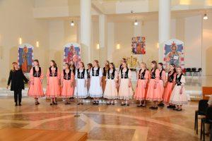 Kauno choras iš tarptautinio konkurso Ukrainoje parvežė laureatų vardus