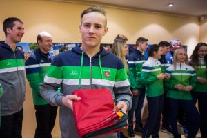 Į Europos olimpinį festivalį išlydėtos Lietuvos rinktinės neramumai negąsdina