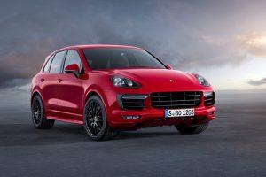 """Porsche"" pristatė sportišką ""Cayenne"" versiją – ""Cayenne GTS"""