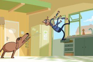 Animacinių filmų festivalyje – rankomis piešti epizodai