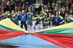 Įdomūs faktai apie Lietuvos vyrų rankinio rinktinę