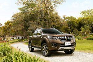 """""""Renault"""" pristato pirmąjį vienos tonos pikapą"""