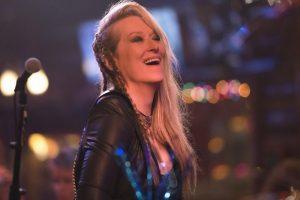 Komiškoje M. Streep biografijos parodijoje – ypač nevykęs Ch. Applegate virsmas
