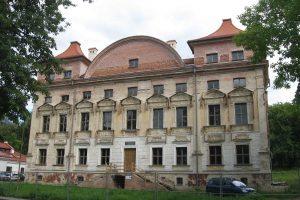Iškilo klausimas, kodėl rekonstruojami Sapiegų rūmai perduoti ŠMC