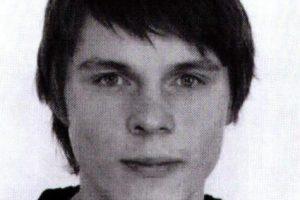 Policija prašo padėti surasti dingusį vaikiną