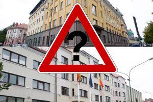 Kur įsikurs Klaipėdos savivaldybė?