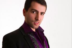 Emigravęs R. Cicino sūnėnas koncertavo valstybės atkūrimo dienos proga