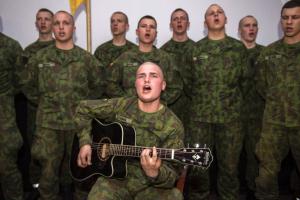 """Įteikti Lietuvos kariuomenės apdovanojimai """"Jūriniai mazgai"""""""