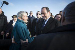 Prancūzija prisiėmė istorinę atsakomybę už romų internavimą